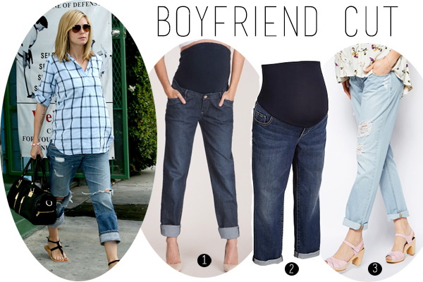 9 Maternity Jeans to Rock While Expecting