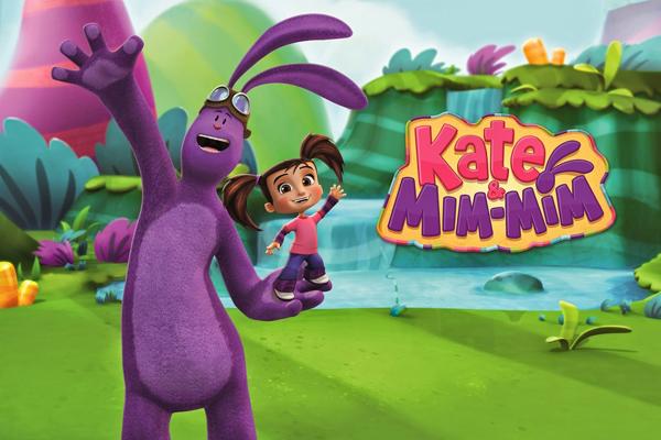 Kate and Mim-Mim