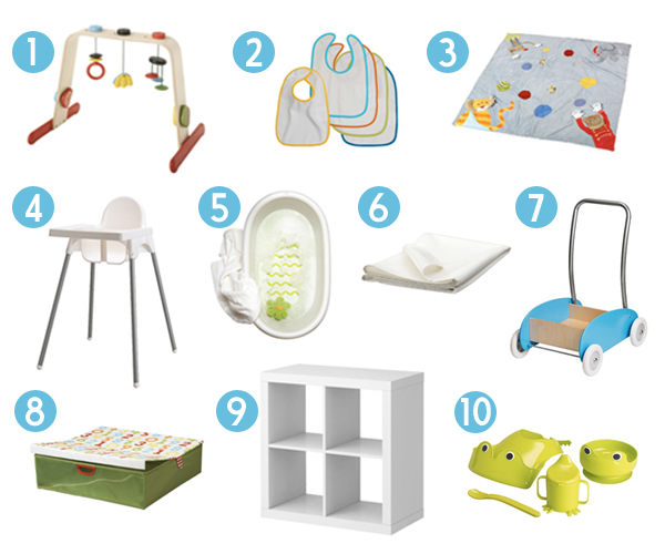 10 Baby Must Haves From IKEA Malaysia