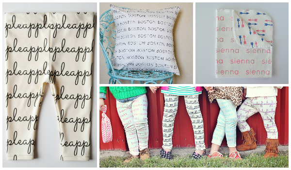 6 personalised baby gifts mums cant resist the personalised baby leggings by jennifer ann are so beautifully designed made from 100 organic cotton each pair is entirely handsewn to order negle Choice Image