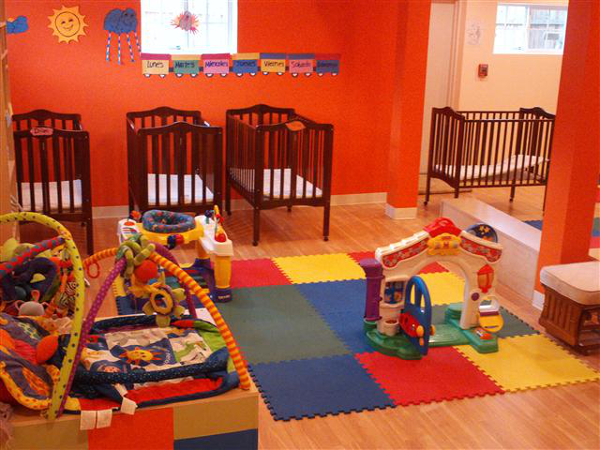 5 tips to find a good daycare_room