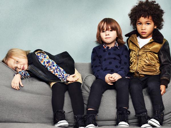 Burberry Spring Summer 2014 childrenswear 3