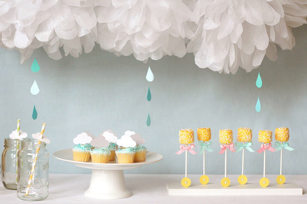 Baby Showers Are A Great Way For Friends And Family To Celebrate A  Mum To Be. For Those Planning The Festivities, Though, The Party Favours,  Decorations And ...