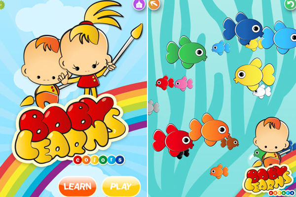 11 Apps That Teach Babies And Toddlers Colors