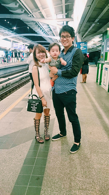 Audrey Ooi: Mother of Two & Blogger at Fourfeetnine