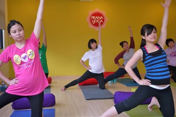 prana-yoga