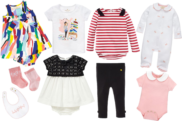 Hey Baby Kate Spade Launches Kids Collection