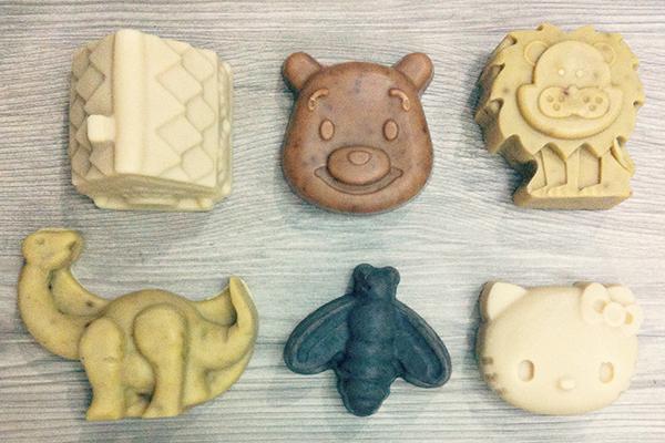 Breastmilk Soap Group 3