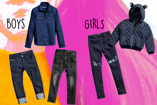 HMCTL h&m launches denim collection made out of recycled clothing,Hm Womens Clothing Malaysia