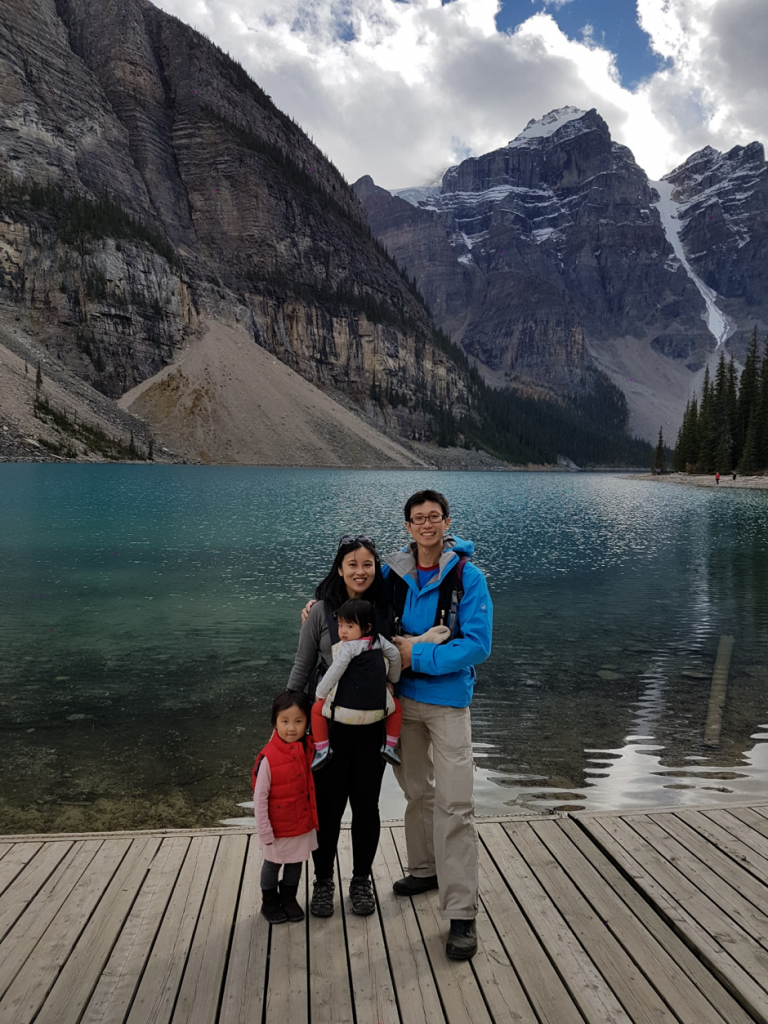 A lovely (and easy!) walk around Moraine Lake.