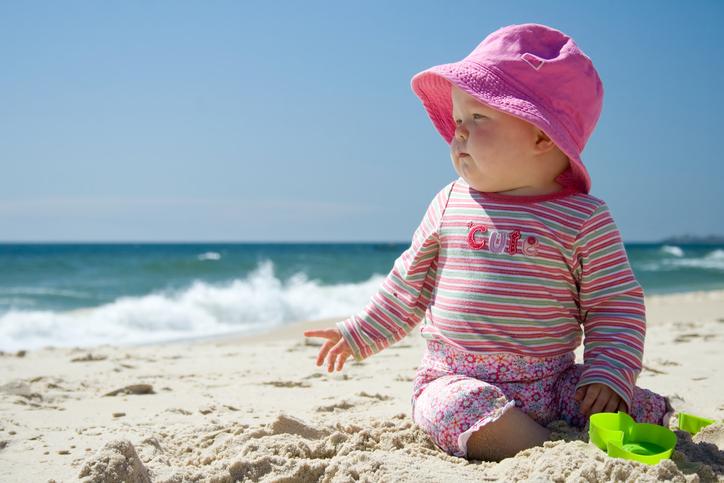 Sun-Smart Baby