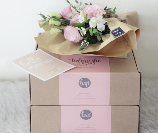 Pampering Mummies-to-Be: Gift Boxes from Before She Pops