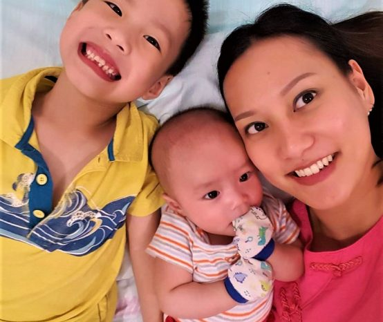 [Interview] June Yap: I Started My Business Due to Baby's Severe Eczema