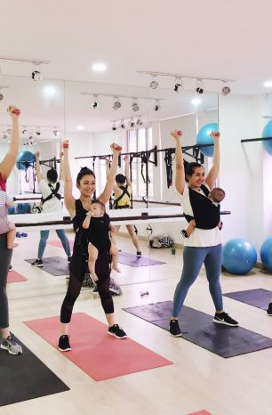 B Studios – Fit for Pregnant Women and Mothers with Kids